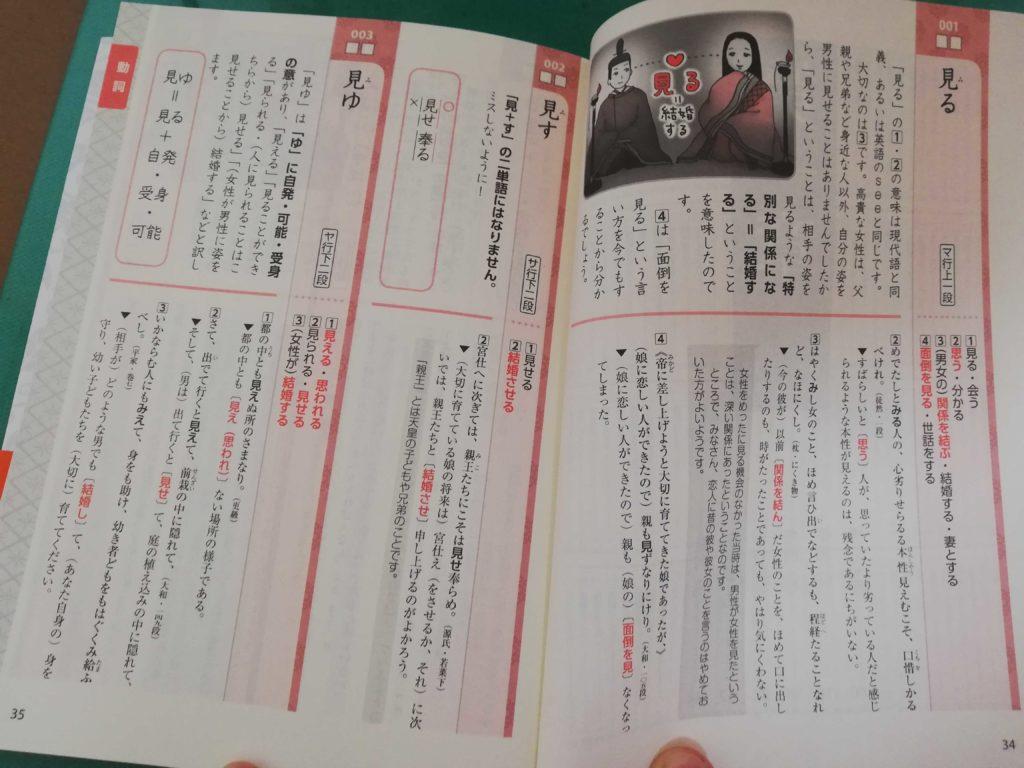 MEI-PASS メイパス 明治大学 オンライン家庭教師 自学自習による参考書学習 古文